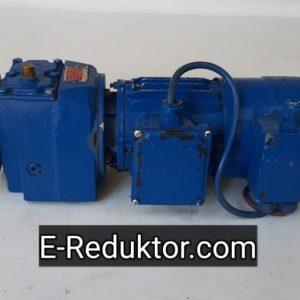 470 Devir Redüktörlü Motor