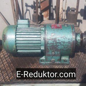 0.55 Kw Redüktörlü Motor