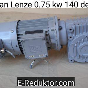 1 hp redüktör
