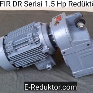 DR Serisi 1.5 hp redüktör