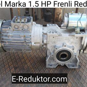 italyan 70 gövde 1.5 hp frenli redüktör