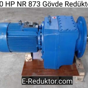 40 HP 873 Gövde Redüktör