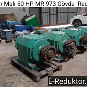 50 hp mr 973 gövde redüktör