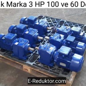 ikinci el 3 hp imak redüktör